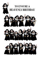 NUNS1 Birthday NUNS