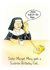 NUNS33 SISTER MARGARET MARY