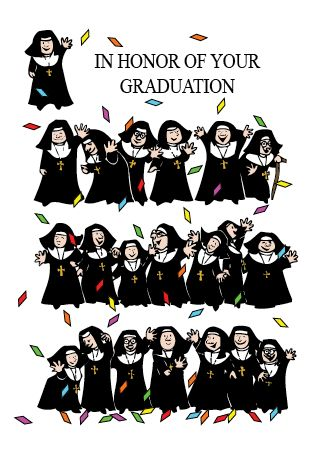 NUNS9 IN HONOR OF YOUR GRADUATION