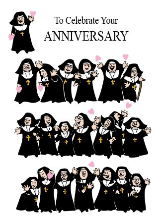 NUNS10 TO CELEBRATE YOUR ANNIVERSARY
