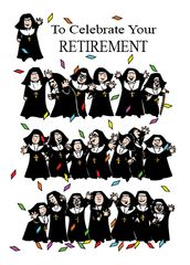 NUNS12 TO CELEBRATE YOUR RETIREMENT