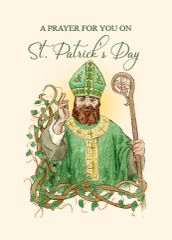 CE353 A PRAYER FOR YOU ON ST. PATRICK'S DAY