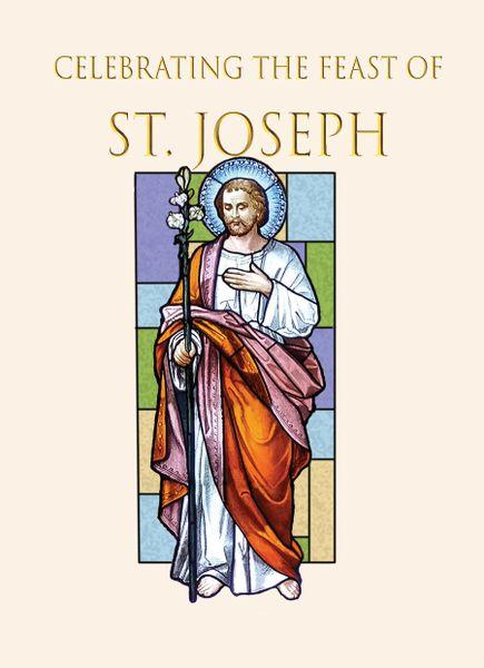 CE341 CELEBRATING THE FEAST OF ST. JOSEPH