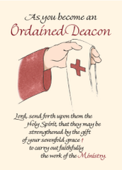 LS486 AS YOU ARE ORDAINED DEACON