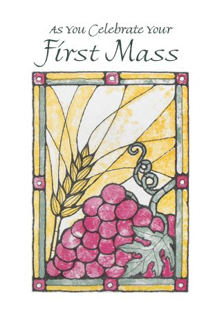 FM200 AS YOU CELEBRATE YOUR FIRST MASS