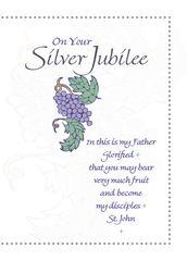 CE321 SILVER JUBILEE - 25 YEARS