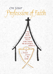 C900 RCIA - PROFESSION OF FAITH