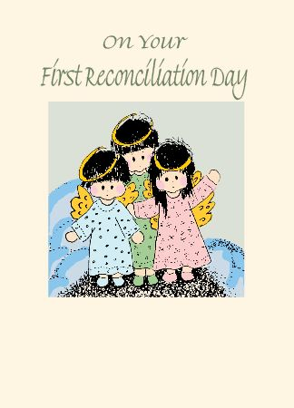 FP204 ON YOUR FIRST RECONCILIATION DAY
