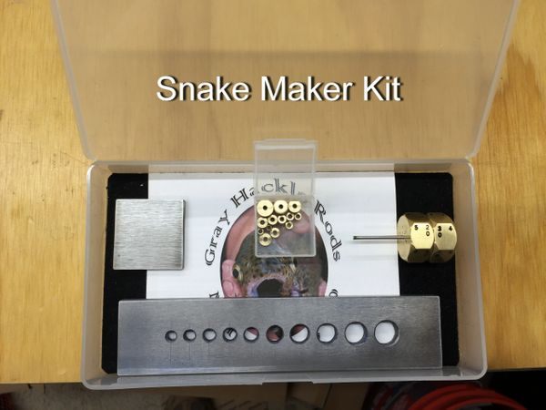 Snake Guide Maker Kit
