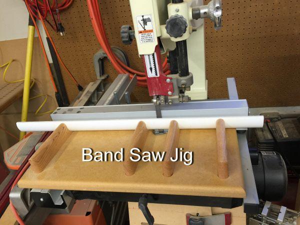 Bamboo Band Saw Jig