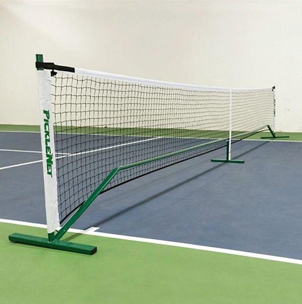 Picklenet Portable Pickleball Net System Oval Poles The Uk Pickleball Shop Selling Paddles Balls Nets And More