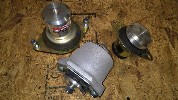 MK3 VR6 Golf/Jetta Vibra Technics Engine Mount Set