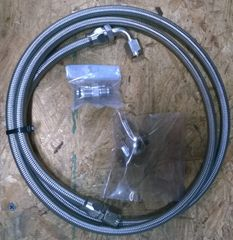 MK3 Golf/Jetta 2.8L VR6 Power Steering High Pressure Hose Only