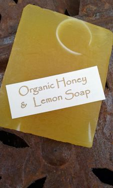 The Organic Honey & Lemon Collection