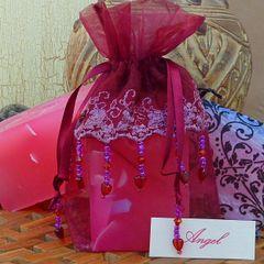 2-Bar Beaded Bag ~ All Blends
