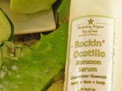 Rockin' Ocotillo Cucumber Quench Monsoon Serum