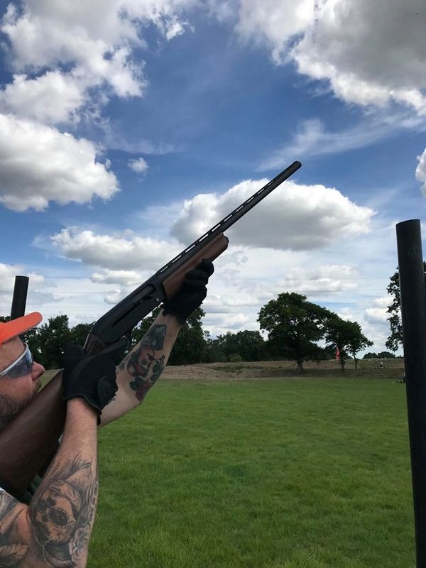Kent & Sussex Shooting School Clay pigeon shooting vouchers clay pigeon Tunbridge Wells clay pigeon