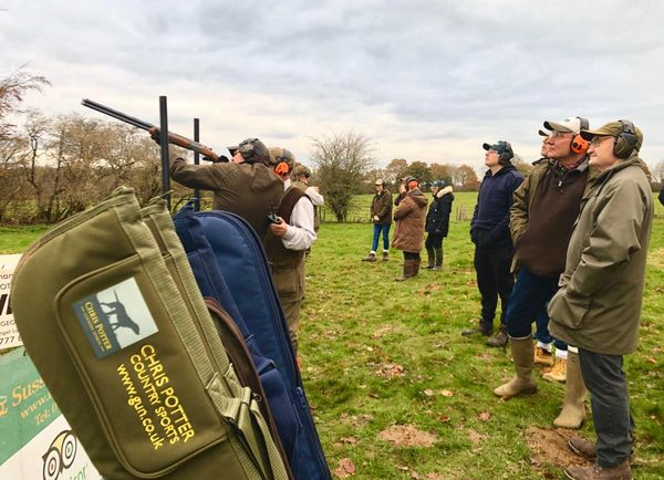 Kent & Sussex Shooting School www.ksshooting.co.uk Royal Tunbridge Wells Shooting gift vouchers