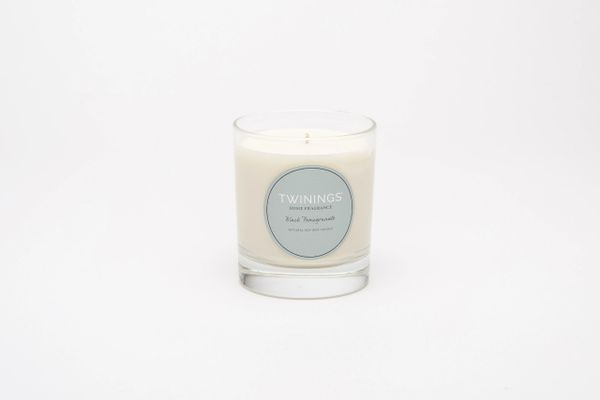 Black Pomegranate Single Wick Candle Jar