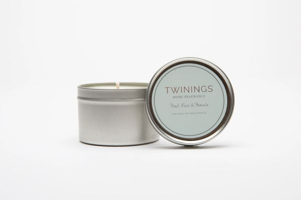 Pink Fizz & Pomelo Candle Tin