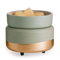 2-in-1 Wax & Candle Warmer Midas
