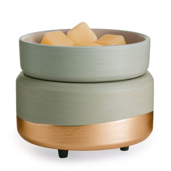 2-in-1 Wax & Candle Warmer Midas