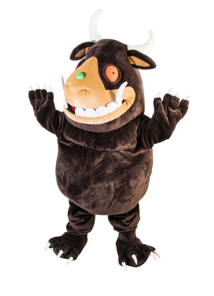 Gurffalo Mascot Costume He Is Big 40 Weekend Hire