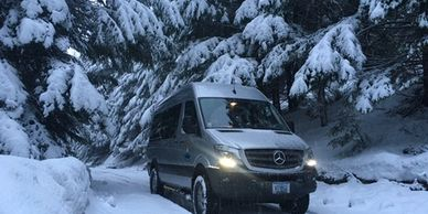 Passenger Van Hire Beaver Creek