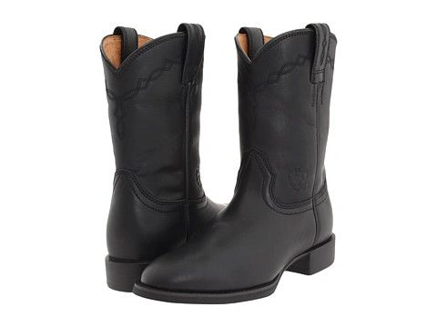 Ariat Mens Heritage Roper Boots