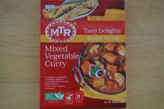 Mixed Vegetable Curry, MTR, 300 G