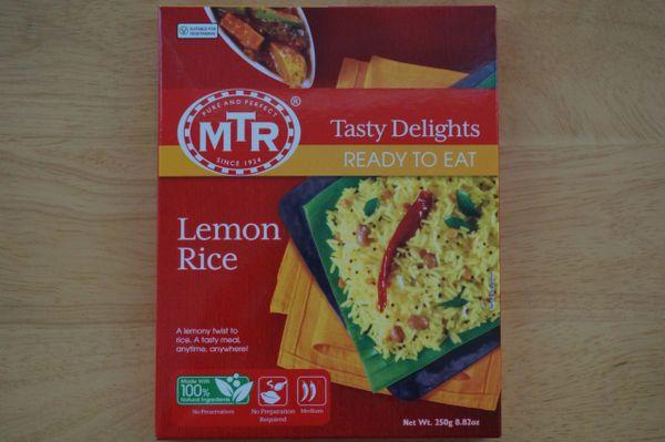 Lemon Rice, MTR, 250 G