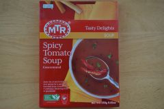 Spicy Tomato Soup, MTR 250 G