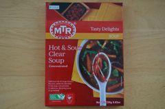 Hot & Sour Clear Soup, MTR, 250 G
