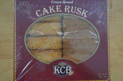 Cake Rusk, KCB, 25 Oz