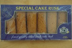 Special Cake Rusk, KCB, 10 Oz