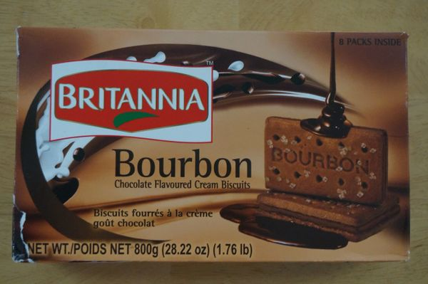 Bourbon (8 Pack), Britannia, 800 G