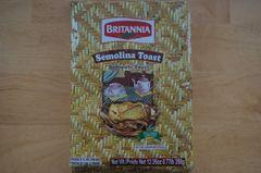 Wheat Rusk (Suji Toast), Britannia, 350 G