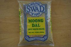 Moong Dal (Split Moong Beans), Swad, 2 Lbs