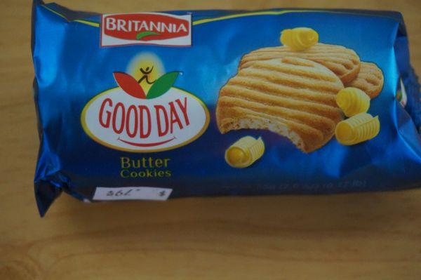 Good Day Butter Cookies, Britannia, 75 G