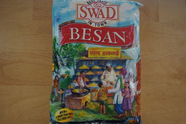 Besan, Swad, 4 Lbs