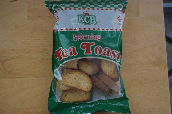 Morning Tea Toast, KCB, 200 G