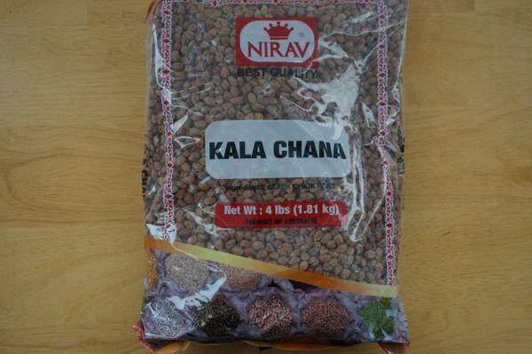 Kala Chana, Nirav, 4 Lbs