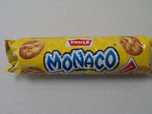 Monaco Bisuits Parle 63.3 g