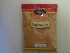 Curry Powder Hot DEEP 200 g