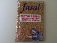Methi Seeds ( fenugreek) Fasal 400 g