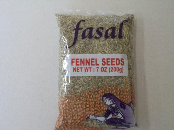 Fennel Seeds Fasal 200 g