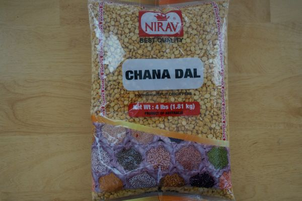 Chana Dal 4 Lb Nirav