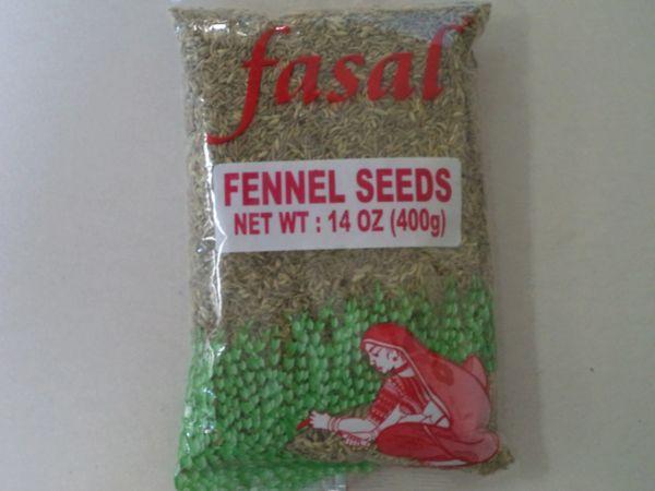 Fennel Seeds Fasal 400 g
