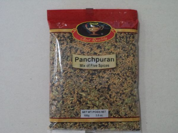 Panchpuran ( Mix of Five Spices) Deep 100 g