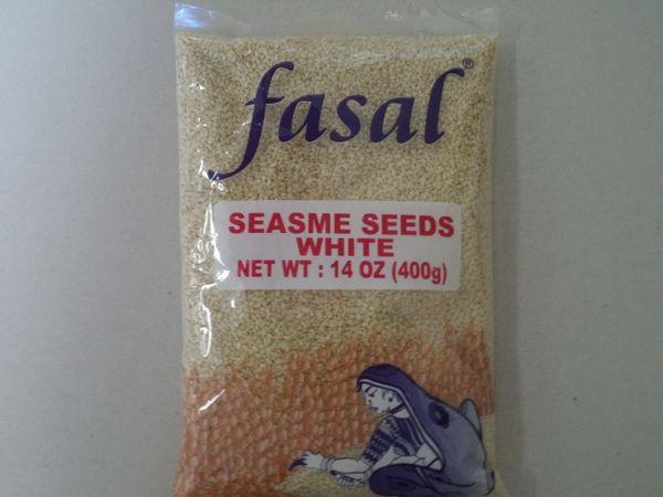 Sesame Seeds White Fasal 200 g